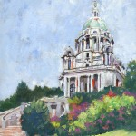 Pat Haskey - Ashton Memorial £2.50