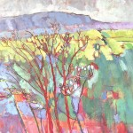 Pat Haskey - Autumn Evening Clougha Pike £2.50