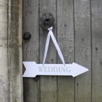 5 Pack of Mixed Party Signs £7.50