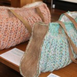 Victoria Frausin - Alpaca, wool and leather bags