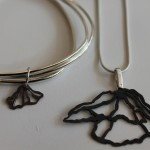 Rachel Hearne - Poppy inspired jewellery