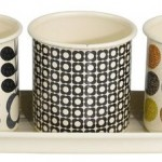 Orla Herb Pots set of 3 £45