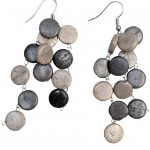 Fairtrade Coconut Shell Earrings £8