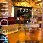 LAKE DISTRICT PUB WALKS BOOK - £4.99
