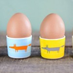 EGG CUPS SET OF 4 £15