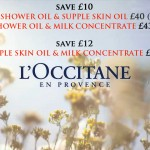 l'occitane almond offer
