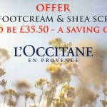 l'occitane shea offer