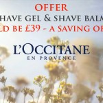 l'occitane men's offer