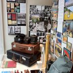 "ARTERIA LINKS UP WITH CARNFORTH STATION HERITAGE CENTRE FOR THE ""OUT & ABOUT"" GALLERY EXHIBITION"