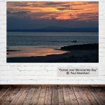 Sunset over Morecambe Bay - Paul Newnham