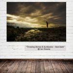 Throwing Stones & Sunbeams Hest Bank - Ian Greene
