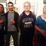 Alexandra & Simon Mounsey, Mike Shepherd, Patricia Haskey