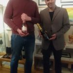 Jed Williamson and Alberto Zambianchi from Provino Wines