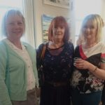 Patricia Haskey Jan Harker and Trudy Postlethwaite