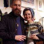 Daniel Brereton and Jill Wignall