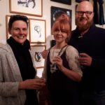 Jenny McCabe, Lucy Pass, George Foulds
