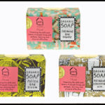 Arthouse Meath Gorgeous organic soaps adorned in creative designs by talented artists. Various fragrances £5.50