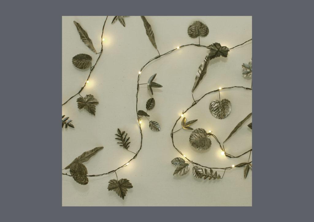 Autumn Leaves LED lights £40