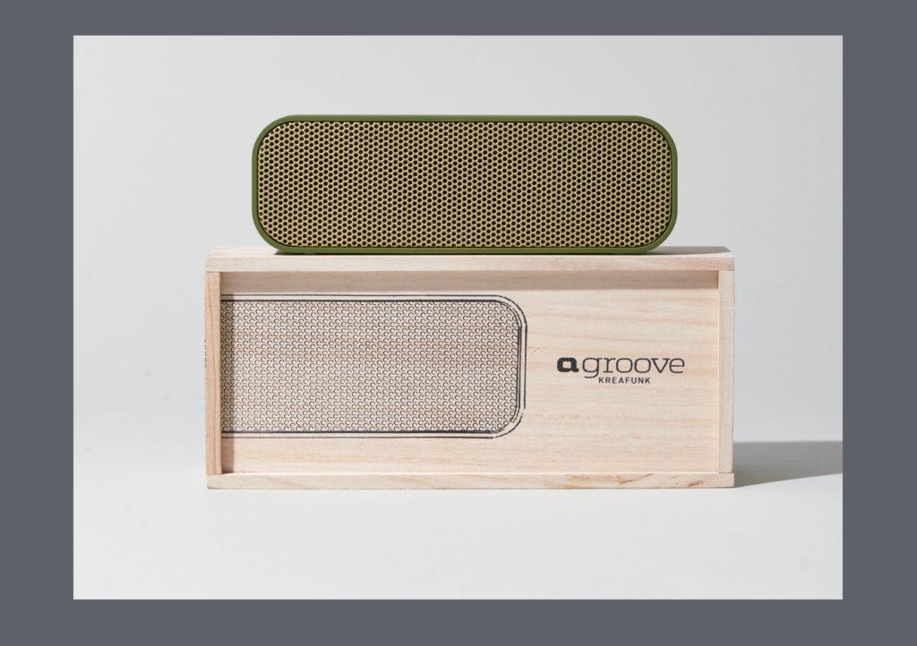 Kreafunk Bluetooth Speaker £59