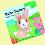 'Bunny' Finger Puppet Book £4.99