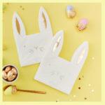 Rabbit Napkins, pack of 16 £4.50