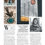 """WANDERINGS"" IN LIVING MAGAZINE"