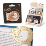 £4.99 CURLED UP CORNER BOOKMARK