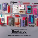 BOOKAROO A CLEVER WAY TO CARRY YOUR STUFF!