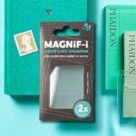 £3.50 MAGNIF-I CREDIT CARD MAGNIFYING OPTICAL