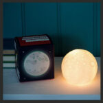 MOON NIGHT LIGHT LUNA LAMP £5.99