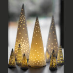 RADAR LED TREES SMALL, MED, LARGE £6.50 - £8.50