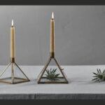 NKUKU CANDLESTICKS DRESS THE CANDLE HOLDER £14.95 & £19.95