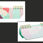 TED BAKER WEEKLY PLANNER £12