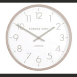 "THOMAS KENT CLIFTON 18"" WALL CLOCK £78"