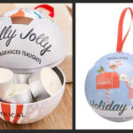 WAX LYRICAL BAUBLE SCENTED T-LIGHTS £8.50