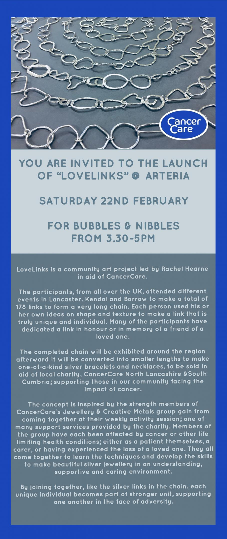 INVITATION TO THE LAUNCH OF