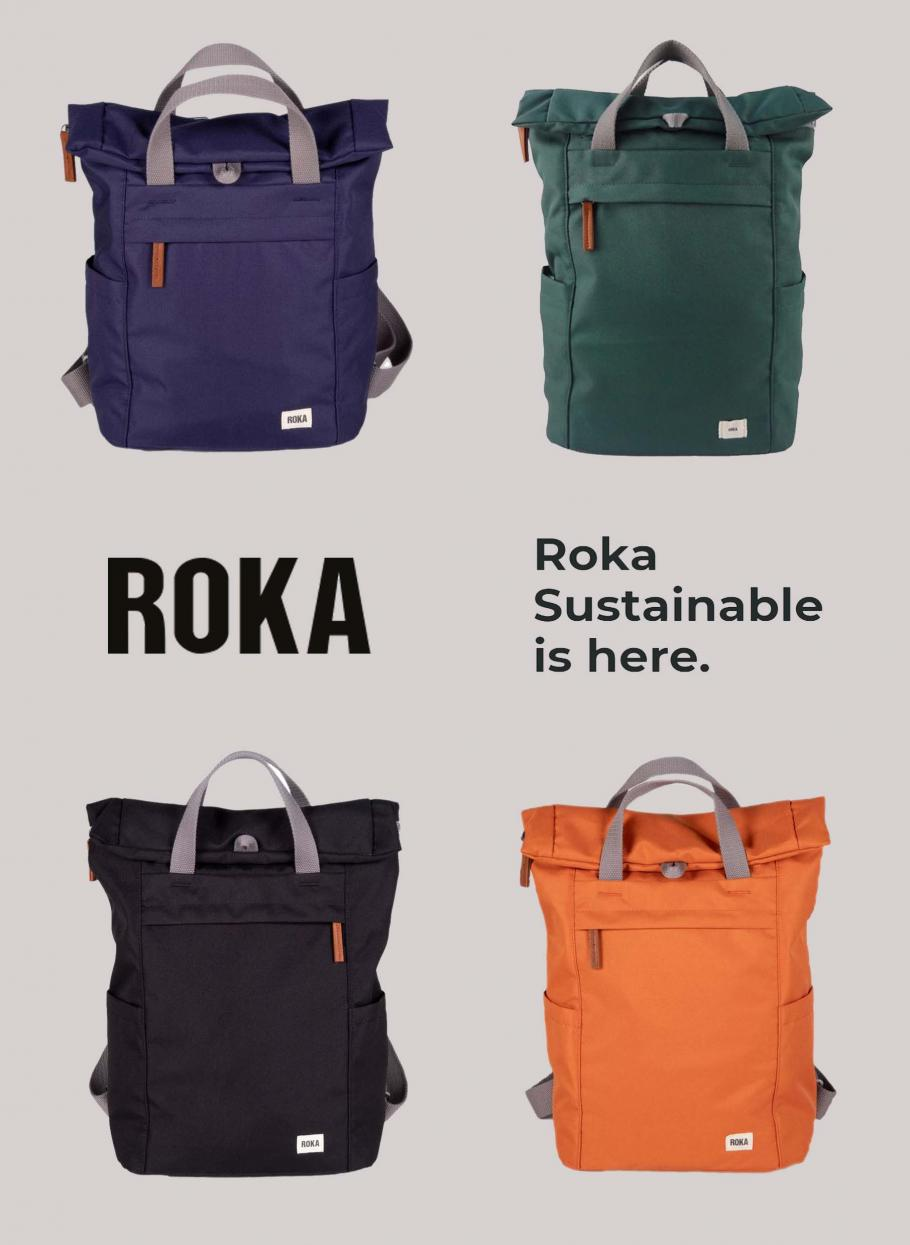 ROKA SUSTAINABLE @ ARTERIA
